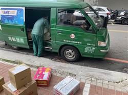 高雄郵務車遭竊 GPS立大功15分逮人