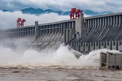 三峽大壩攔下長江1號洪水 為中下游削減洪峰3成