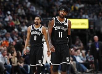 NBA》說到做到!籃網宣告厄文不去奧蘭多