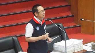 蓋香港村 高雄巿代理巿長楊明州認為緩不濟急