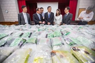 觀光船運30億毒品翻船 檢警海巡聯手溯源破販毒集團