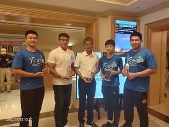 安慶隆田徑獎學金頒獎 斗南高中最大贏家