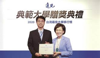 台灣最佳大學排名出爐!逢甲列私校第3名