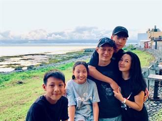聶雲帶隊27人遊寶島  帶孩子出門「沒那麼浪漫」