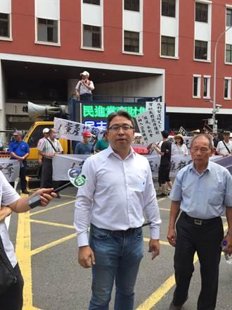 民進黨主導《農水法》修法 黃世杰:個人不會支持