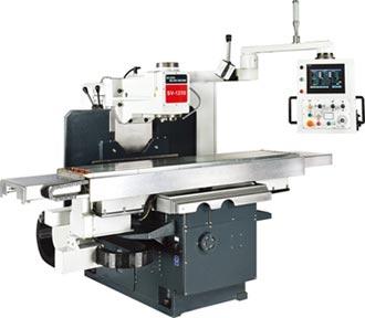 合駿人機介面床型銑床 六大切削模組效率高
