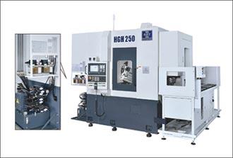 和大CNC齒輪加工設備 實現智能化