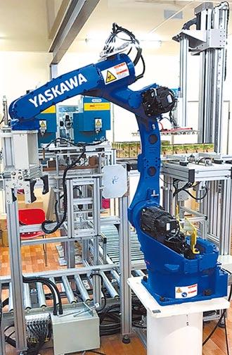 盛筑 客製化自動化設備
