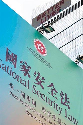 民進黨還在消費香港