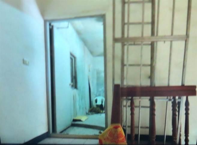 53歲劉男進入社區大樓12樓電梯機房檢修電路,不慎觸電身亡。(民眾提供/王文吉台中傳真)