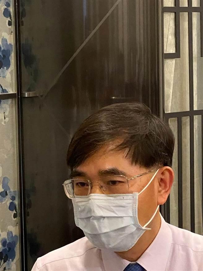 芮特-KY總經理吳東義。(圖/王逸芯攝)