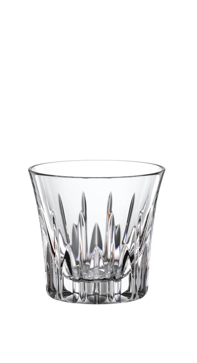 德國Nachtmann黃金年代威士忌杯4件組,1660元。。(旺代提供)