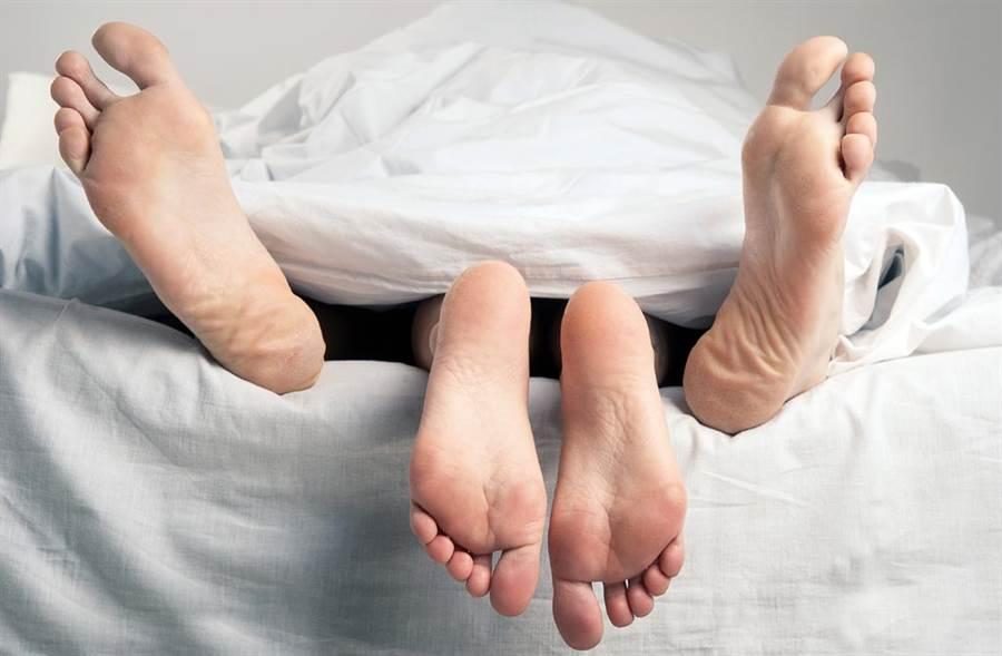 妻子行房後私密處總大噴血,原來是丈夫太持久所害。(達志影像shutterstock提供)