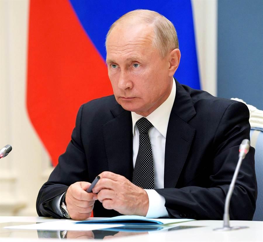 俄羅斯總統普丁。(圖/路透社)