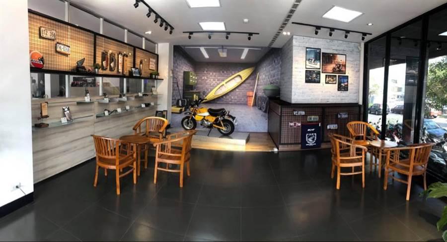 「Shop in Shop」 Honda小型二輪專屬展示區登場