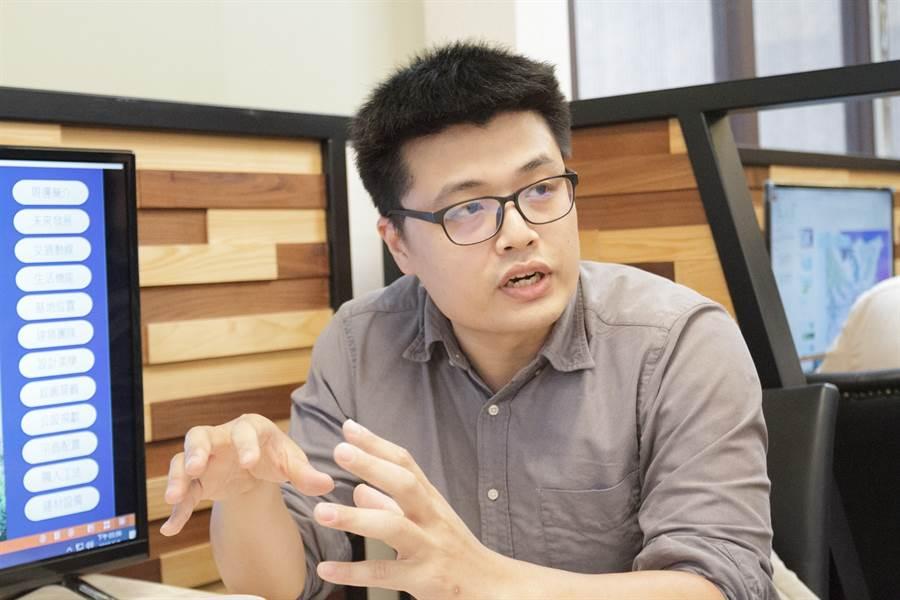 簡俊卿建築師事務所建築師黃資博/中時電子報攝