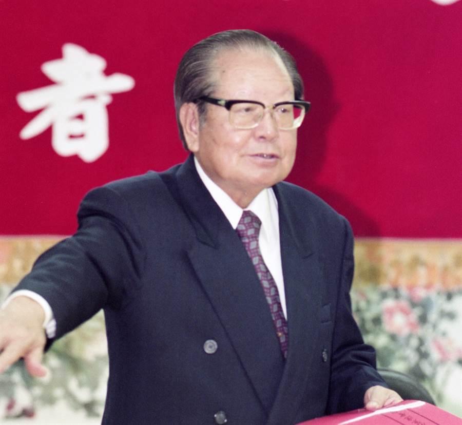 前考試院長邱創煥。(資料照片)