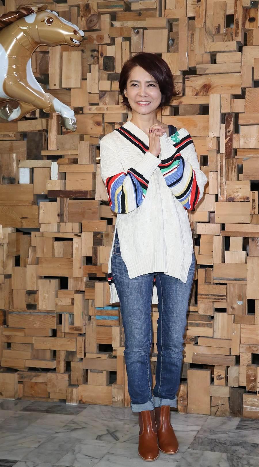 柴智屏是縱橫演藝圈數十年美貌與才華兼具的女強人。(資料照)