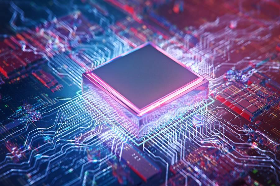 中芯國際7奈米研發恐被卡死,最大致命傷是無法取得高階製程所需的極紫外光(EUV)設備。示意圖。(圖/達志影像/shutterstock)
