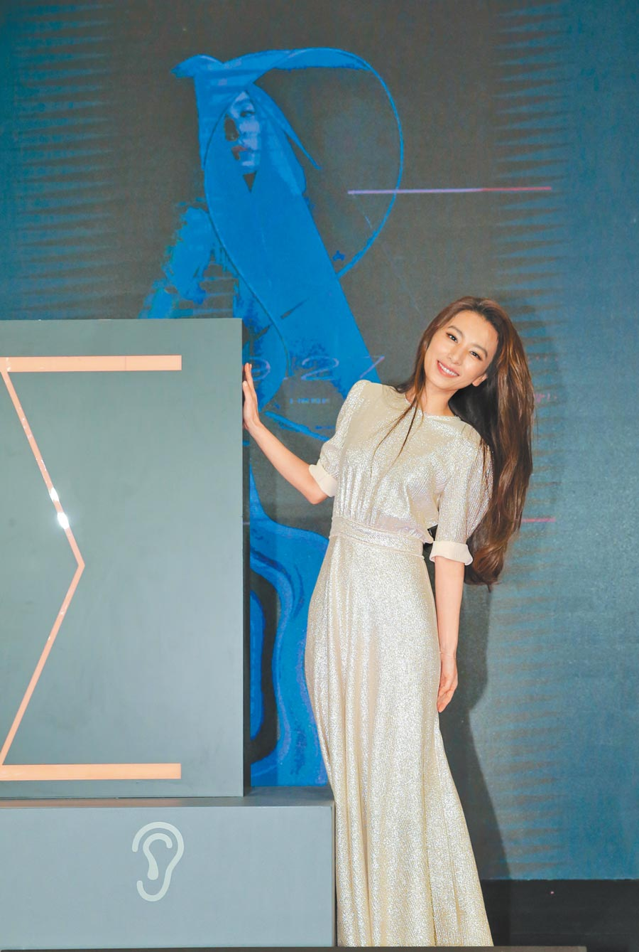 田馥甄昨舉辦演唱會記者會,宣布9月再度攻蛋開唱。(盧禕祺攝)