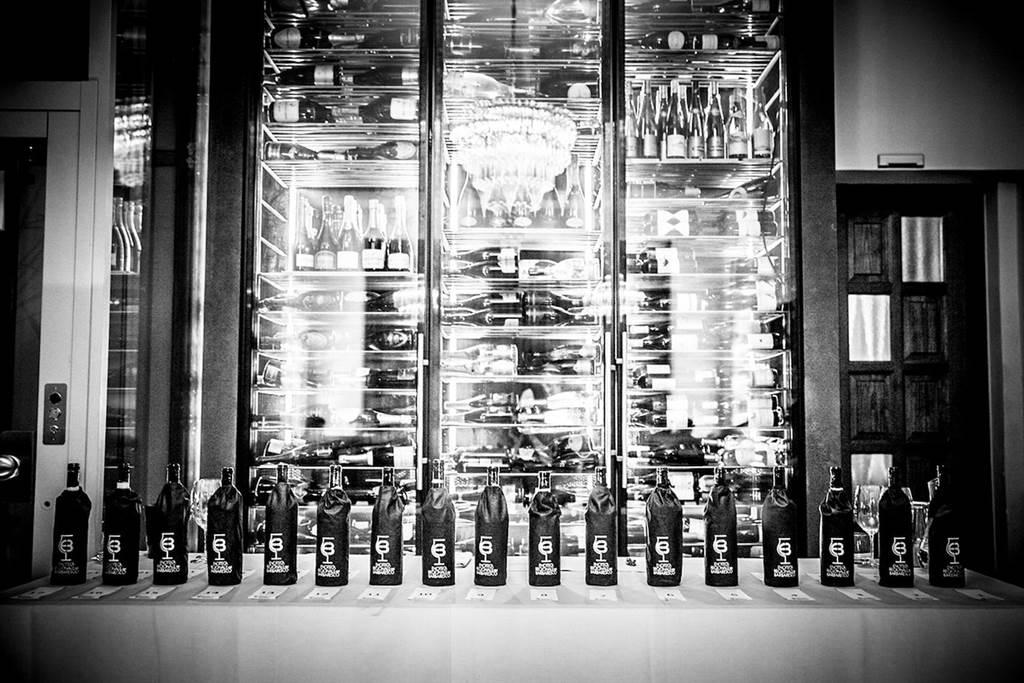 往年都在義大利舉辦的「義大利酒王酒后評飲活動」今年7月將首度在台登場。(君品酒店提供)