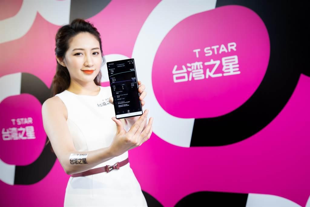 台灣之星今(3)日宣布推出5G資費第一彈-限時「預約5G半價」。(台灣之星提供)