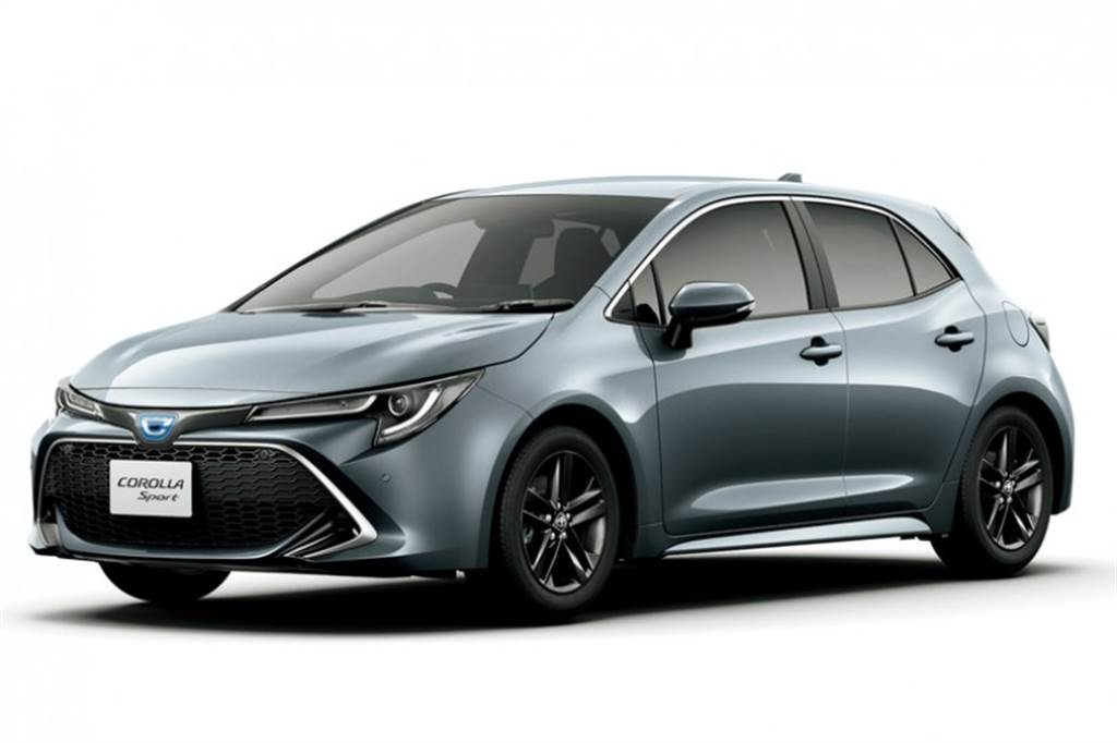 全球統一車名政策,Toyota Auris 新年式樣改名 Corolla Sport、採日規專屬廠徽