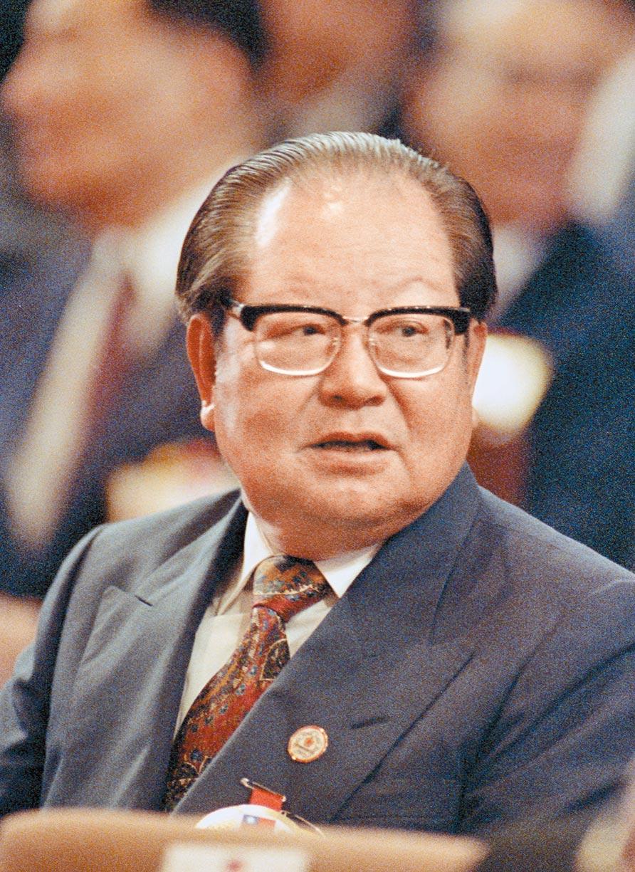 前考試院長邱創煥辭世,享壽96歲。(本報資料照片)