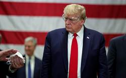 態度大翻轉!川普大讚戴口罩CNN:被一關鍵所逼