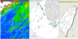 高壓重新增強 5地區防午後雷雨炸!