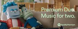為情侶/夫妻而生 Spotify 推Premium Duo訂閱服務