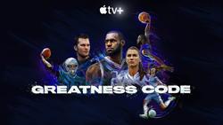 鎖定最強運動員 Apple TV+ 紀錄片《王者之路》7/10上線