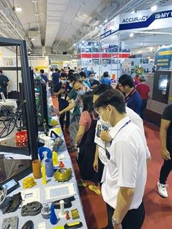 本報台南機械展 廠商熱烈掀買氣