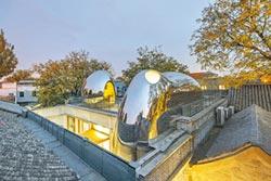藝術or自然 未來建築的兩極