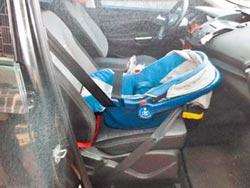 車用安全座椅 勒斃1歲嬰