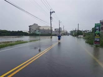 安順寮滯洪池7月完工 安定排水防洪能力提升