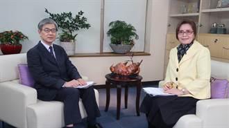 亞洲區塊鏈高峰會 金管會主委黃天牧開講