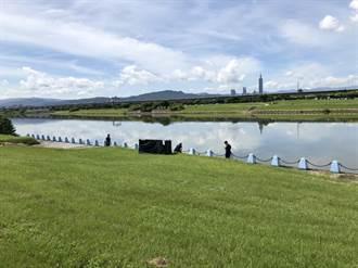 留遺書後離家 北市河濱公園驚見女浮屍  警確認死者身分