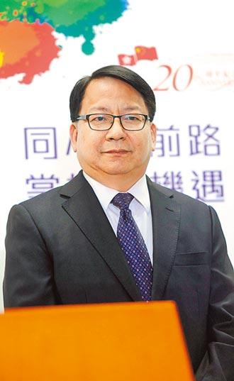 陸任命陳國基為港國安委祕書長