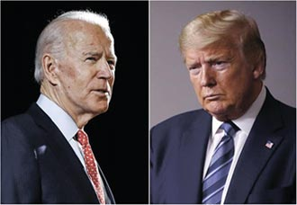 兩老比爛的美國大選