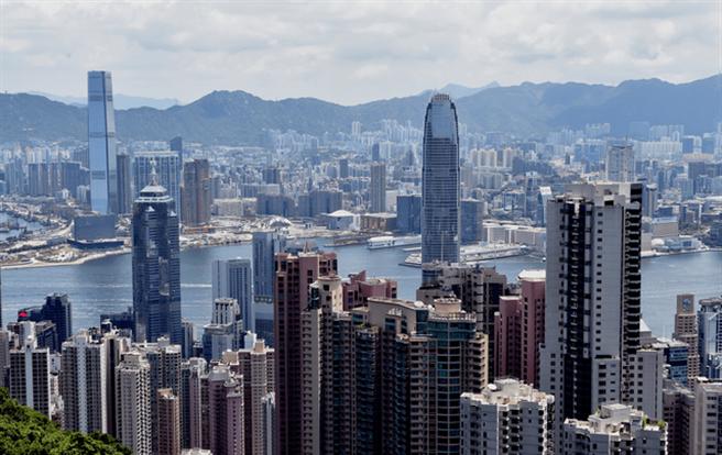 香港。(人民日報海外網)