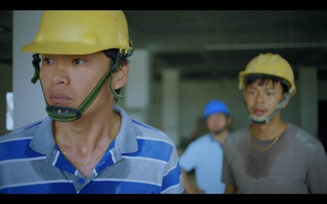 黃鐙輝《無主之子》中詮釋越南移工。(民視提供)