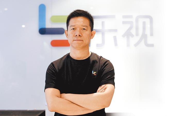 樂視網創辦人賈躍亭。(視覺中國)