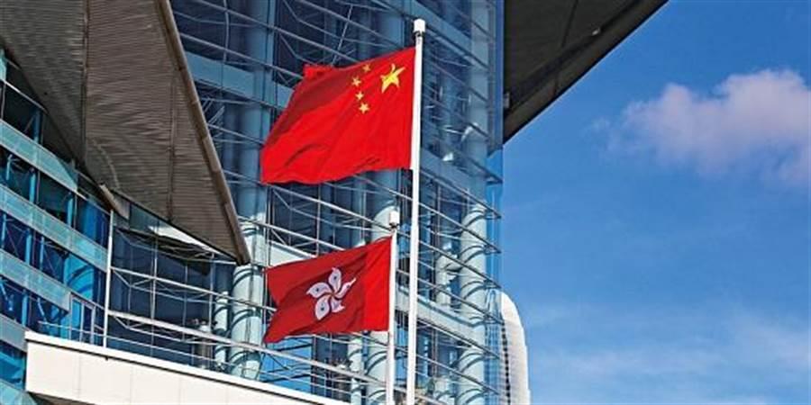 美參眾兩院通過《香港自治法案》,大陸全國人大外事委員會予以強烈譴責。(中新社)
