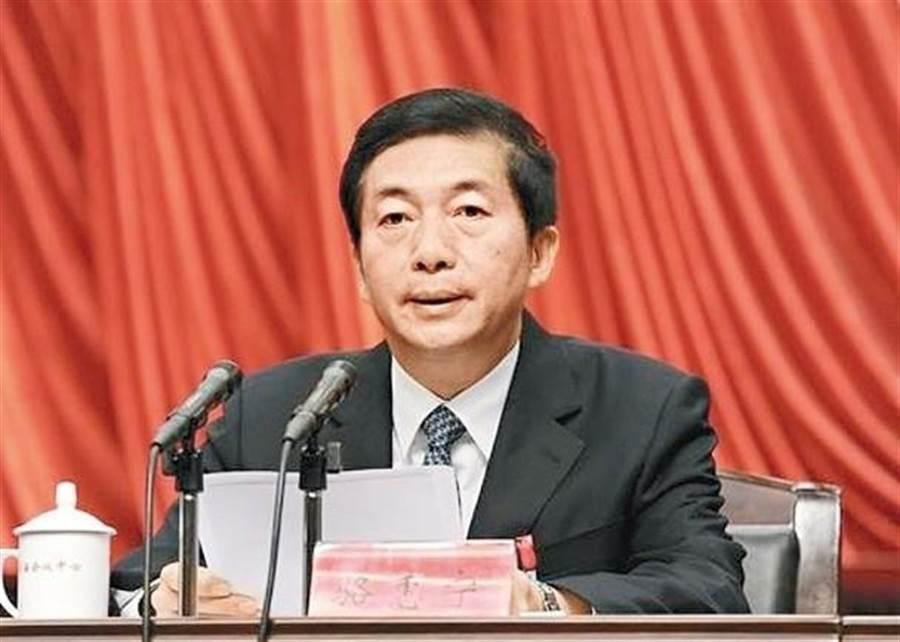 香港中聯辦主任駱惠寧,將出任香港國安委國安顧問。(圖/東網)