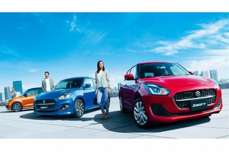 Suzuki Swift 全部售罄完畢暫時下架、新車型還要再等等!Vitara 等車型持續促銷