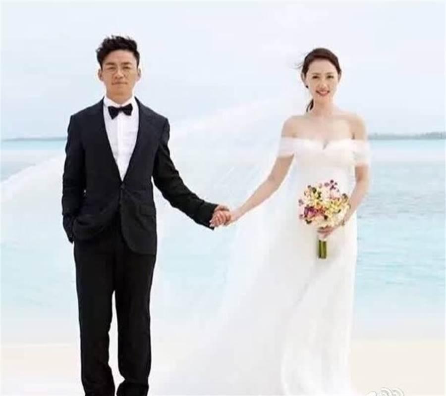 王寶強、馬蓉婚姻已成過去式。(取自微博)