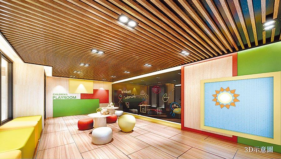 耀承澄心打造宜居舒適的「幸福好室」。圖╱薪曜廣告提供