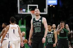 NBA》預告離隊!海沃德面臨天天受檢命運