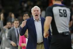 NBA》教父級合約招募帕波維奇?籃網總管否認